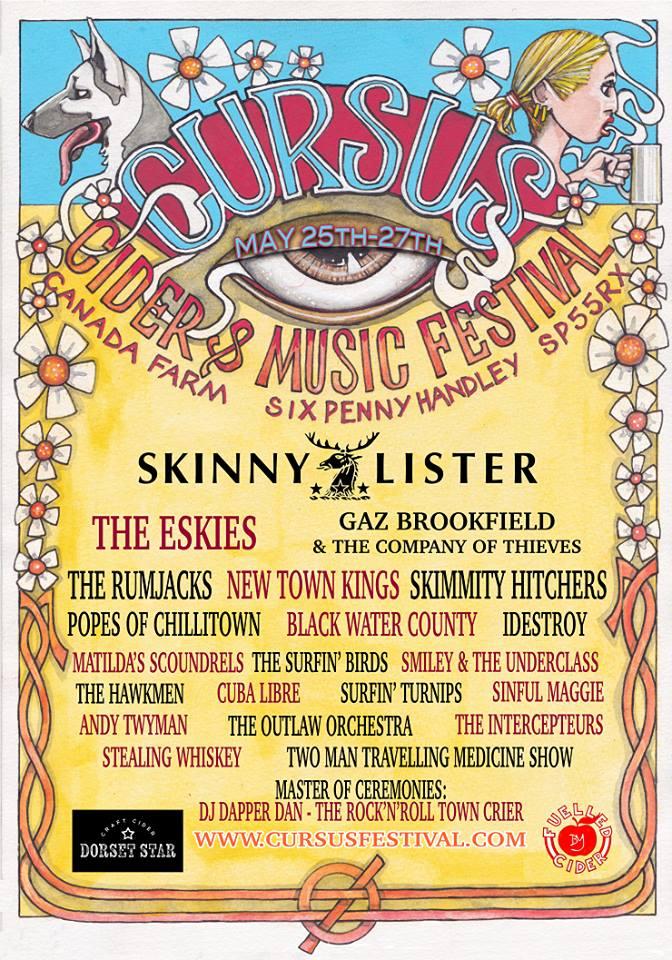 cursus poster